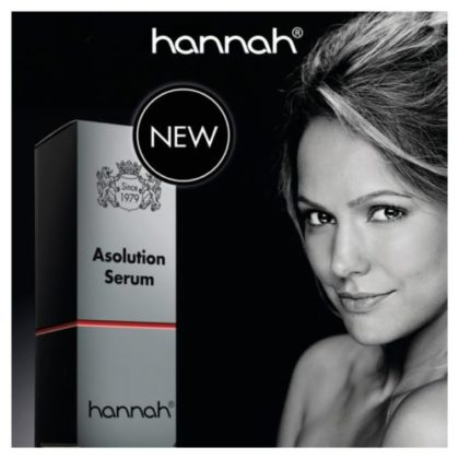 hannah Asolution Serum!