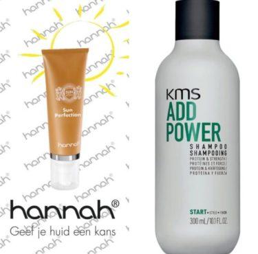Bescherm de huid & maak fijn haar sterker!