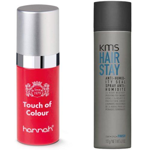touch of colour en kms
